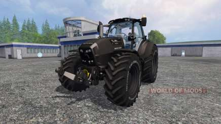 Deutz-Fahr Agrotron 7250 Warrior v2.0 for Farming Simulator 2015