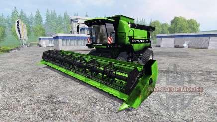 Deutz-Fahr 7545 [washable] v1.1 for Farming Simulator 2015
