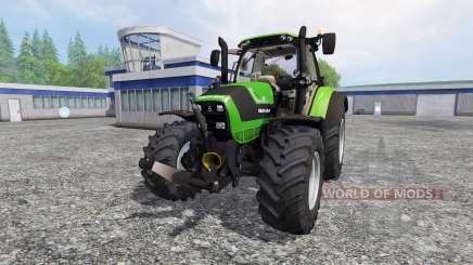 Deutz-Fahr Agrotron 6140.4 TTV for Farming Simulator 2015