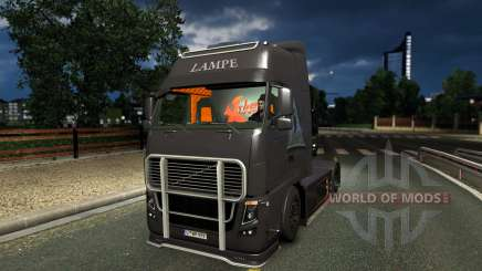 Volvo FH The Xtreme for Euro Truck Simulator 2