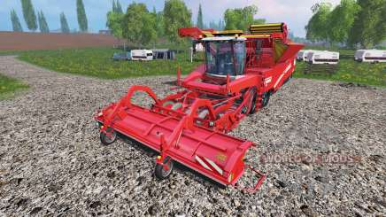 Grimme Tectron 415 [wide] v1.1 for Farming Simulator 2015