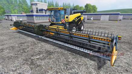 Caterpillar Lexion 590R for Farming Simulator 2015