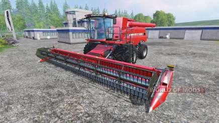 Case IH Axial Flow 9230 [twin wheels] v1.1 for Farming Simulator 2015