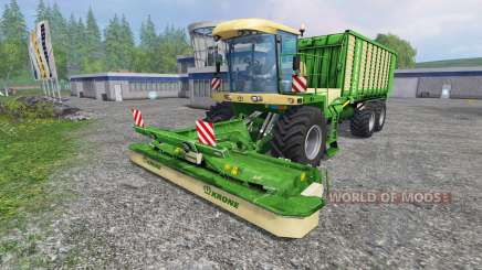 Krone BIG L500 for Farming Simulator 2015
