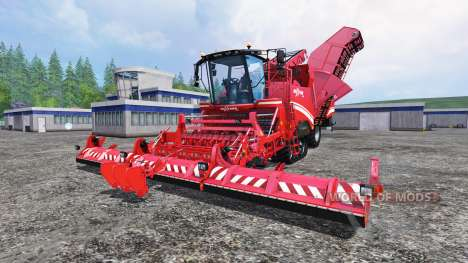 Grimme Maxtron 620 [MultiFruits] for Farming Simulator 2015