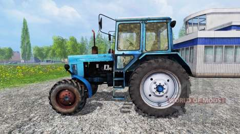 MTZ-82 v6.0 for Farming Simulator 2015