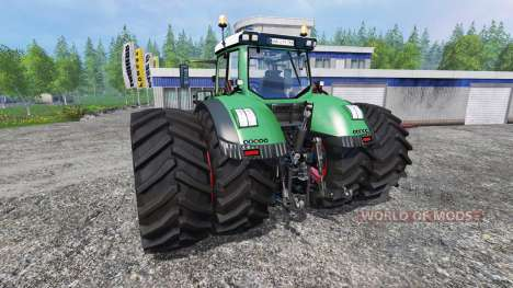 Fendt 1050 Vario [grip] v4.0 for Farming Simulator 2015