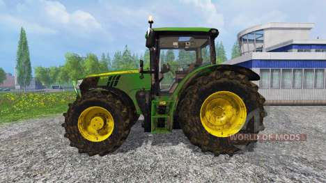 John Deere 6170R v2.0 for Farming Simulator 2015
