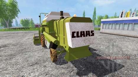 CLAAS Dominator 86 for Farming Simulator 2015