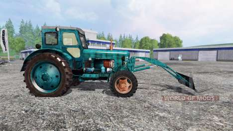 MTZ-50 [loader] for Farming Simulator 2015