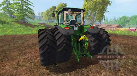 John Deere 8530 [EU] v3.0 for Farming Simulator 2015