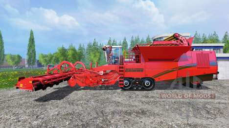 Grimme Tectron 415 v1.3 for Farming Simulator 2015