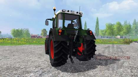 Fendt 312 Vario TMS v1.2 for Farming Simulator 2015