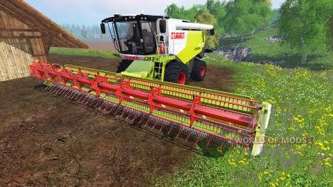CLAAS Lexion 750 v1.3 for Farming Simulator 2015
