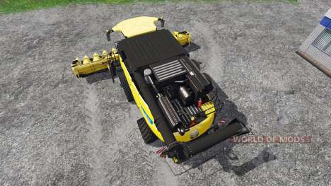 New Holland CR10.90TT v1.1 for Farming Simulator 2015