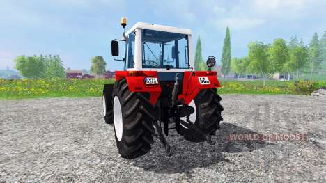 Steyr 8090A Turbo SK2 [larmarm] for Farming Simulator 2015