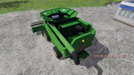 John Deere S660 for Farming Simulator 2015