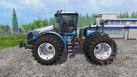 New Holland T9.560 DuelWheel v3.0.1 for Farming Simulator 2015