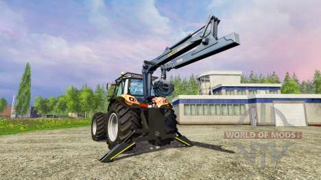 Deutz-Fahr Agrotron 7250 TTV [forestry] for Farming Simulator 2015