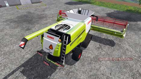 CLAAS Lexion 780TT v1.2 for Farming Simulator 2015