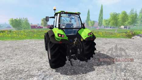 Deutz-Fahr Agrotron 7250 TTV v3.6 for Farming Simulator 2015