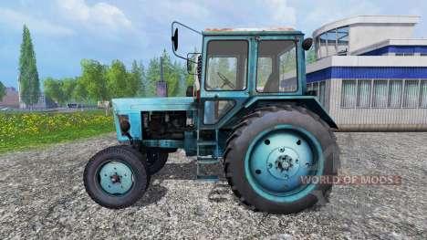 MTZ-UK for Farming Simulator 2015