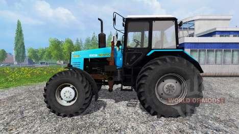 MTZ-Belarus V for Farming Simulator 2015