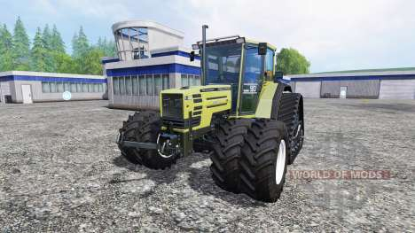 Hurlimann H488 [pack] v2.0 for Farming Simulator 2015