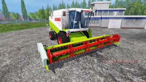 CLAAS Lexion 460 for Farming Simulator 2015