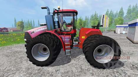 Case IH Steiger 470 for Farming Simulator 2015