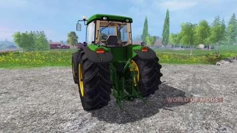 John Deere 8220 for Farming Simulator 2015