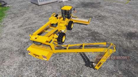 ROPA euro-Maus 3 for Farming Simulator 2015