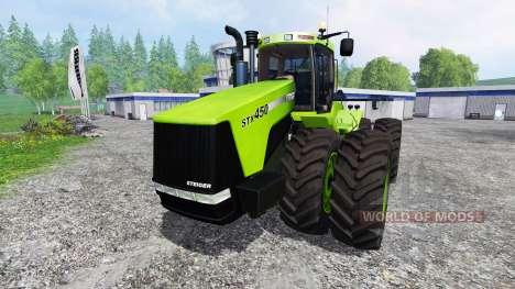 Case IH Steiger 450 STX for Farming Simulator 2015