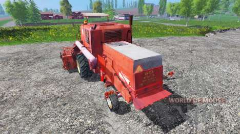 Bizon Z056 [old] for Farming Simulator 2015