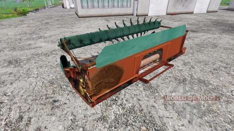 ŽZE-5 for Farming Simulator 2015