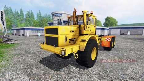 K-700A kirovec [custom] for Farming Simulator 2015