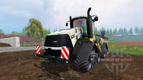 Case IH Quadtrac 620 v1.01 for Farming Simulator 2015
