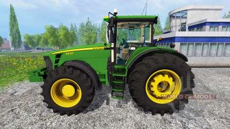 John Deere 8530 [EU] v2.0 for Farming Simulator 2015
