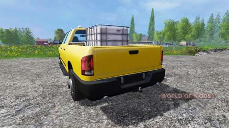 PickUp Service v1.2 for Farming Simulator 2015
