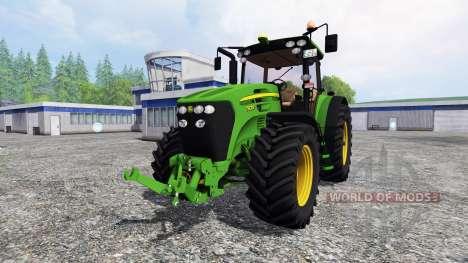 John Deere 7930 v3.5 for Farming Simulator 2015