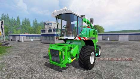 Deutz-Fahr Gigant 400 for Farming Simulator 2015
