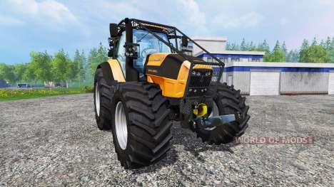 Deutz-Fahr Agrotron 7250 TTV [forestry] v1.1 for Farming Simulator 2015