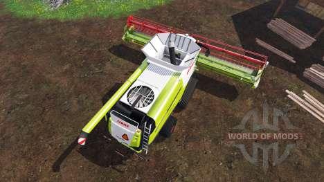CLAAS Lexion 780TT v1.3 for Farming Simulator 2015