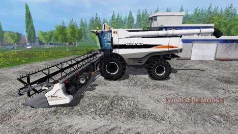 Gleaner A85 v1.1 for Farming Simulator 2015