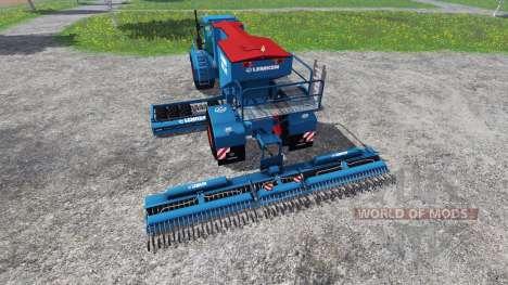 Lemken Brillant for Farming Simulator 2015