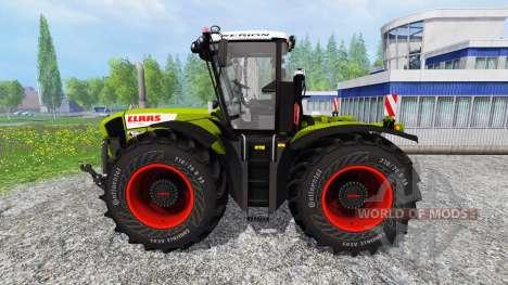 CLAAS Xerion 3300 TracVC for Farming Simulator 2015