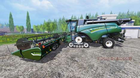 John Deere CR10.90 for Farming Simulator 2015