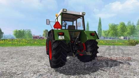 Fendt Favorit 615 LSA for Farming Simulator 2015