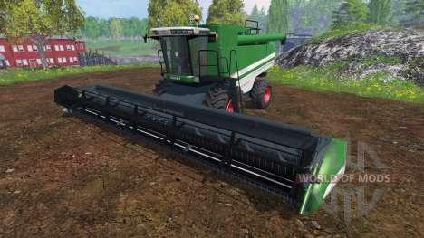Fendt 9460 R v1.1 for Farming Simulator 2015