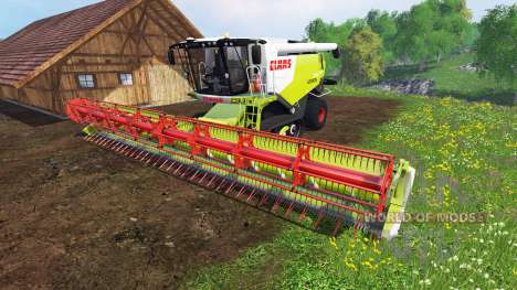 CLAAS Lexion 770TT v1.2 for Farming Simulator 2015